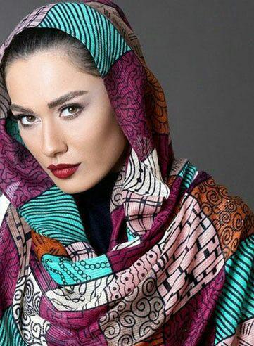 کانال شال و روسری محسن