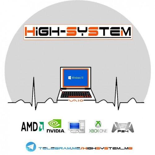 کانال تلگرام HIGH SYSTEM
