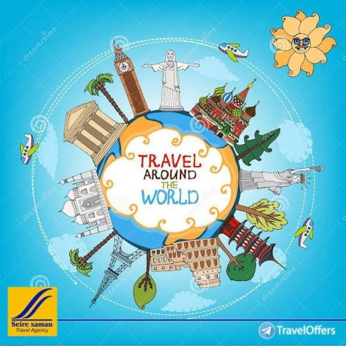 کانال تلگرام Travel Offers