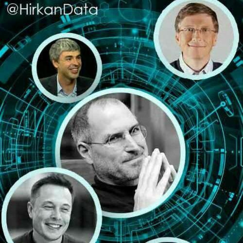 کانال تلگرام Hirkan Data