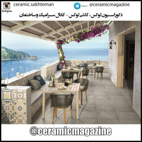 کانال تلگرام ceramicmagazine