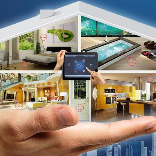 کانال خانه هوشمند مدرن