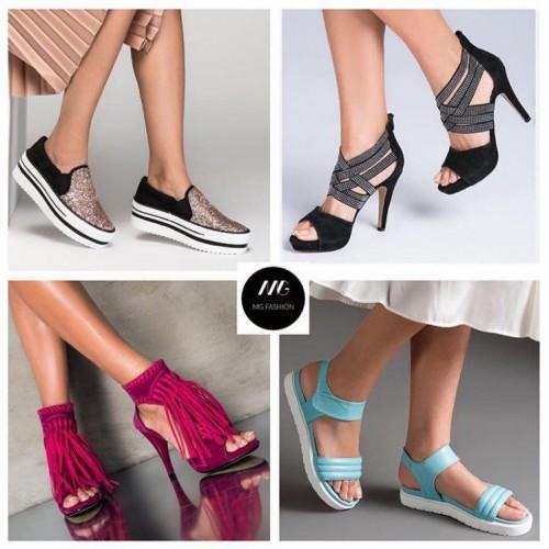 کانال مزون کفش MG Fashion