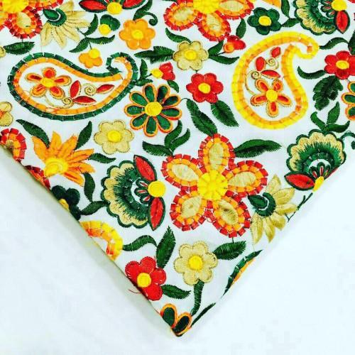 پارچه سرای گل گلی