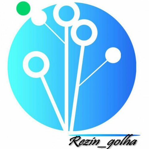 کانال تلگرام Rezin_golha