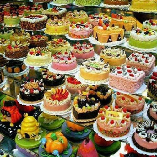 کانال تلگرام کیک و شیرینی ترنج