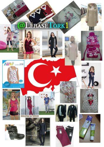 کانال لباس ترک LebaseTork1