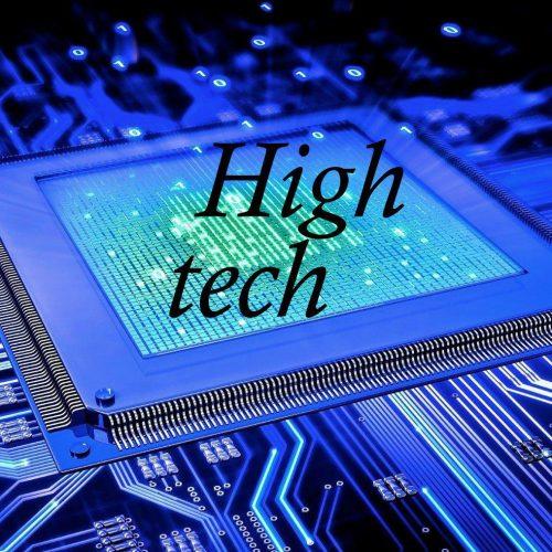 کانال تلگرام High tech