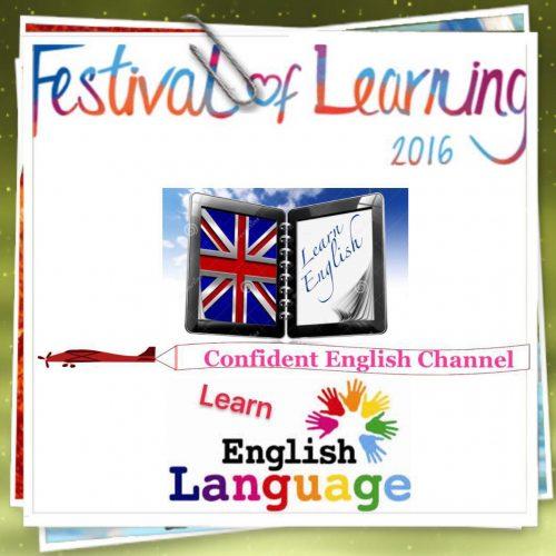 کانال آموزش زبان Confident English