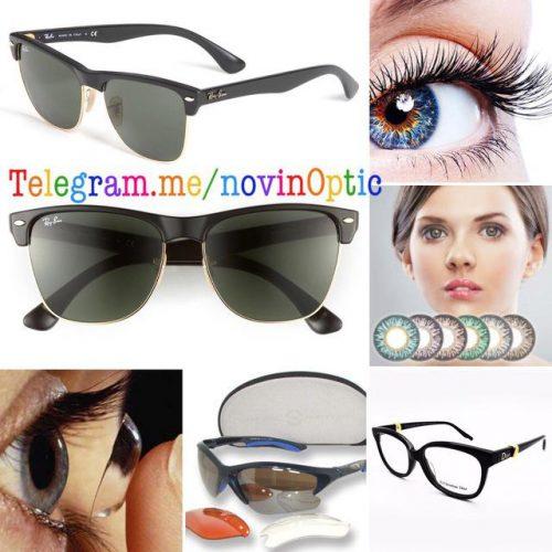 کانال تلگرام عینک نوین