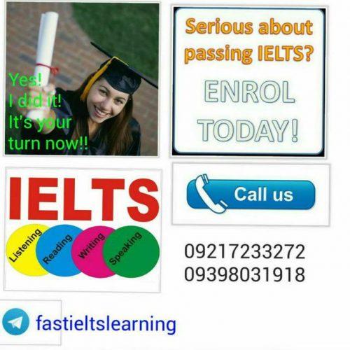 کانال آموزش زبان fastieltslearning