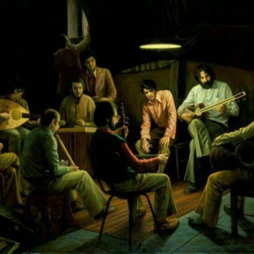 گروه آموزش موسیقی هفت دستگاه
