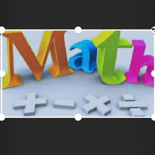 کانال آموزش و رفع اشکال ریاضی