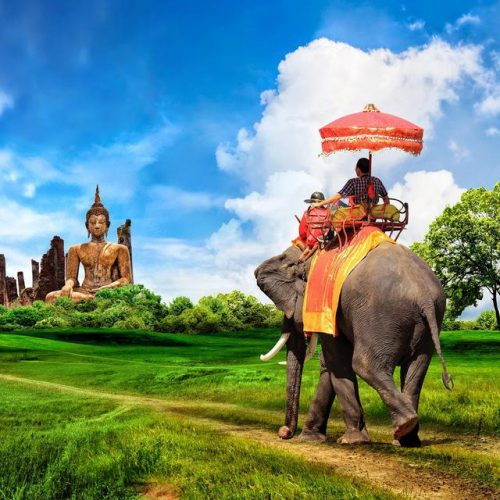 کانال تلگرام سفر به تایلند