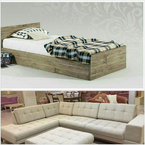 کانال تولید انواع سرویس خواب و تشک