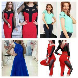 کانال حراجی لباس های خانومانه