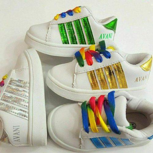 کانال کفش بچگانه عمده