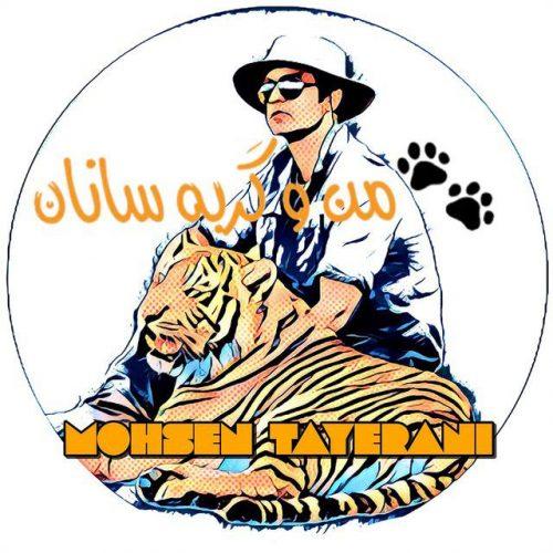 کانال تلگرام من و گربه سانان