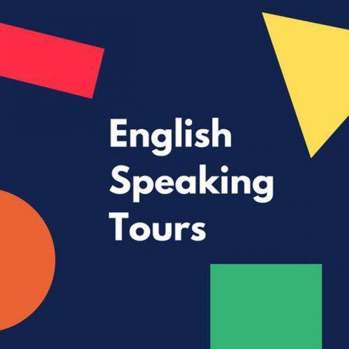 کانال تلگرام English Speaking Tours