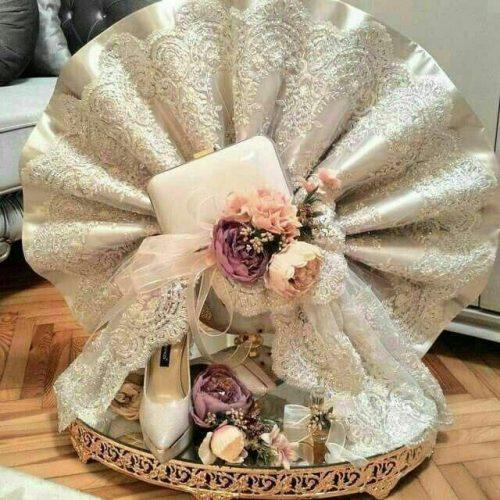 کانال تلگرام تاج وگل عروس