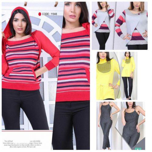 کانال تولیدی پوشاک دخترانه آنیما