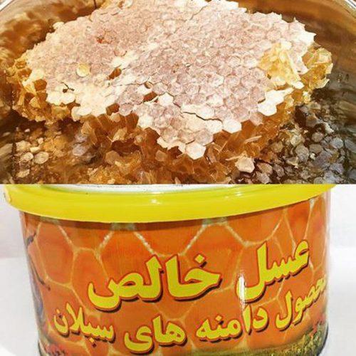 فروش عسل خالص برای اولین بار