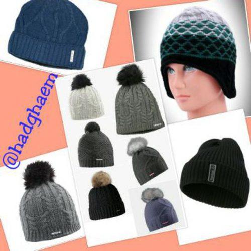 کانال تولیدی کلاه زمستانی
