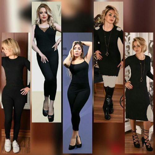 کانال پوشاک زنانه سالیک