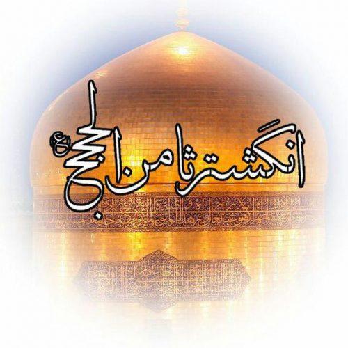 """کانال انگشتر ثامن الحجج""""ع"""""""