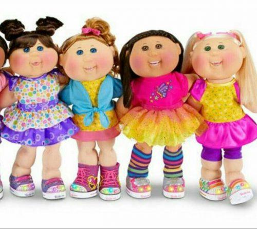 فروش اینترنتی عروسک های استوک خارجی