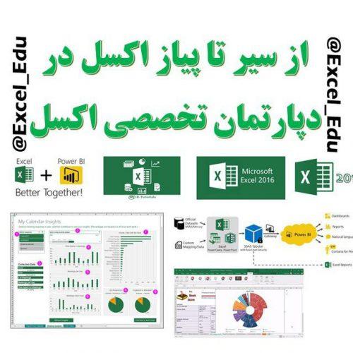 کانال تلگرام Excel Edu