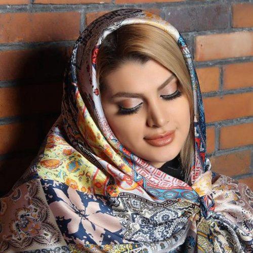 کانال شال و روسری زیباسرا