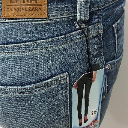 کانال شلوار جین زنانه و مردانه