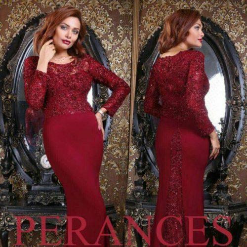 کانال لباس مجلسی زنانه farah