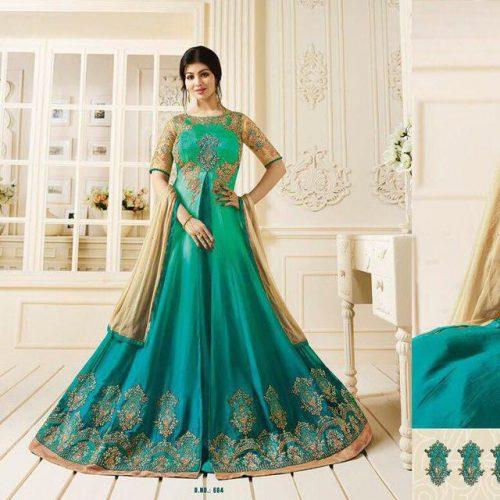 کانال لباس هندی