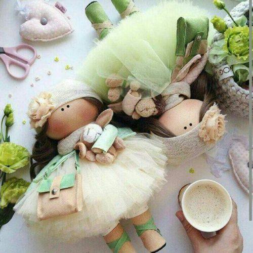 کانال فروش عروسک روسی