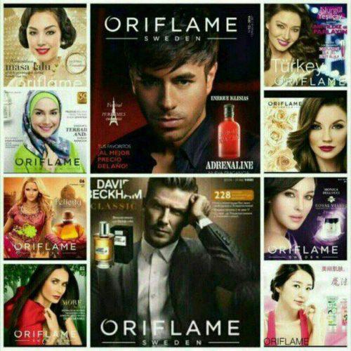 کانال تلگرام Oriflame&the one