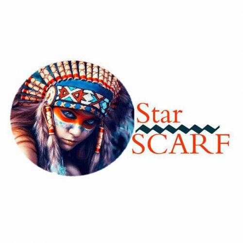 کانال پخش عمده شال و روسری star_scarf