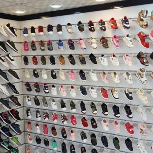 کانال پخش کفش بچگانه کیان