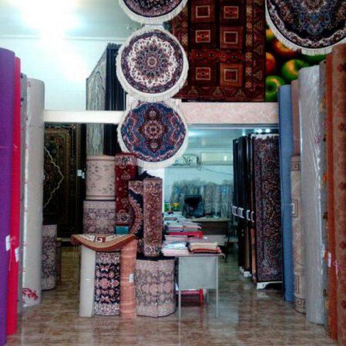 نمایشگاه فرش و موکت فدک دزفول