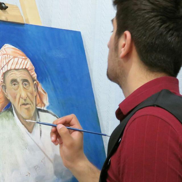 کانال آموزش هنر نقاشی