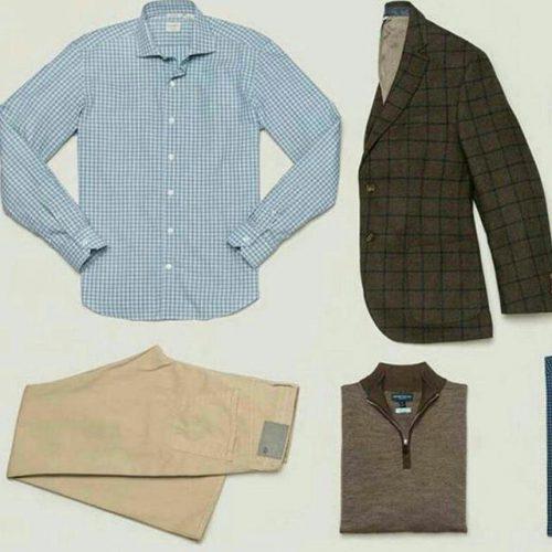 کانال تلگرام Men's clothes