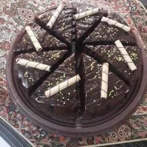 کانال تلگرام غذای خانگی زالزالک