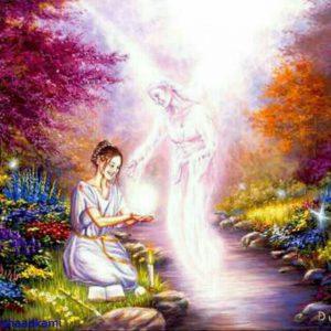 کانال قانون جذب و فرشتگان