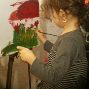 کانال آتلیه نقاشی گنجی فر