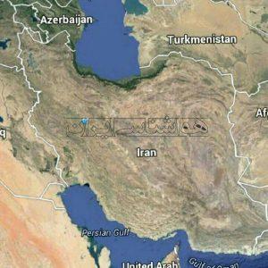 کانال زلزله و هواشناسی ایران