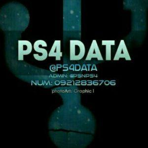 کانال Ps4 Data