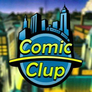 کانال 🗯 Comic Clup 🗯