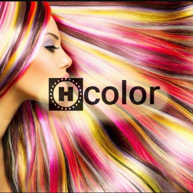 کانال فقط و فقط ترکیب رنگ مو