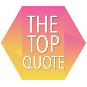 کانال The top quote